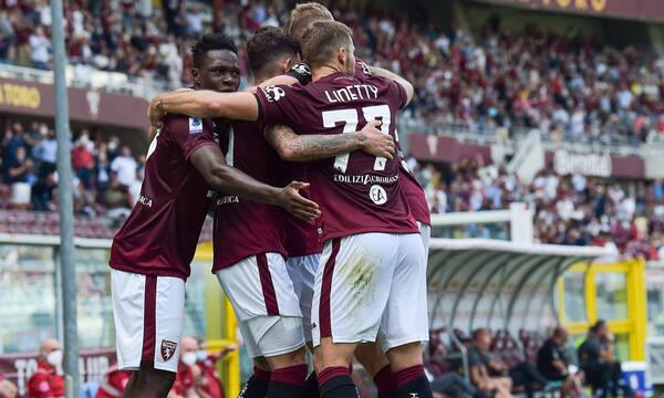 Serie A: Εύκολα η Τορίνο, διπλά για Τζένοα-Ουντινέζε! (Videos)
