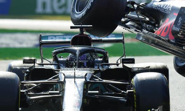 Formula 1: Αυτό είναι το Halo που έσωσε τη ζωή και του Χάμιλτον (videos+photos)