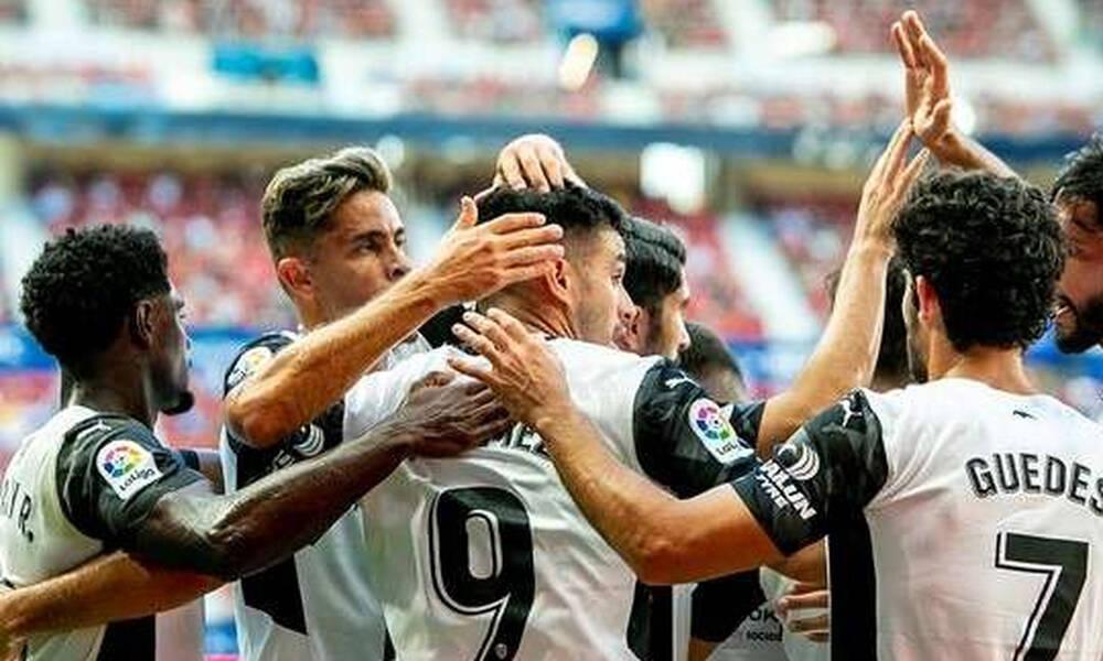 La Liga: Βαλένθια απ' τα παλιά, τεσσάρα στην Παμπλόνα! (Photos)