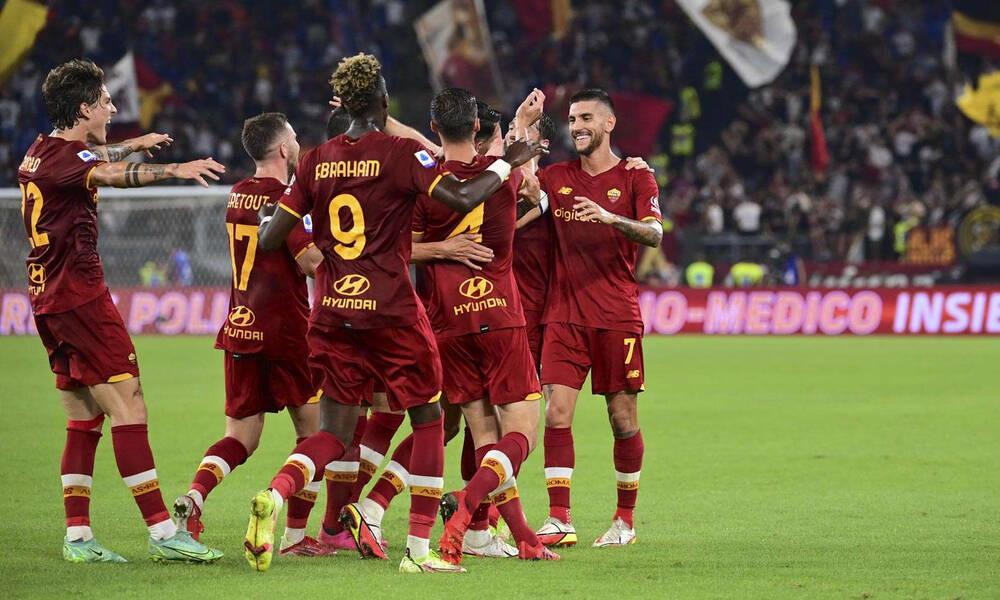 Serie A: Κράτησε το απόλυτο η Ρόμα του Μουρίνιο! (Video)