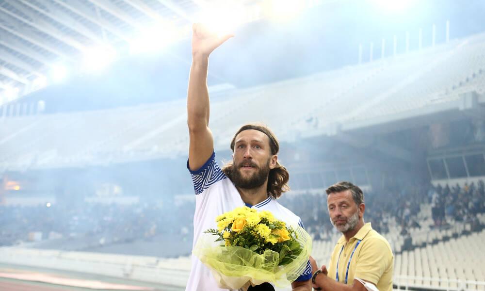 Τσιγκρίνσκι: «Δεν περίμενα ότι θα έφτανε η στιγμή να έπαιζα απέναντι στην ΑΕΚ»