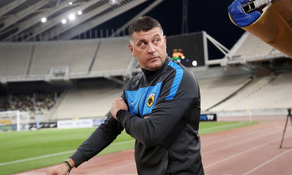 ΑΕΚ - Μιλόγεβιτς: «Πάντα υπάρχουν πράγματα να διορθώσουμε» (video-photos)