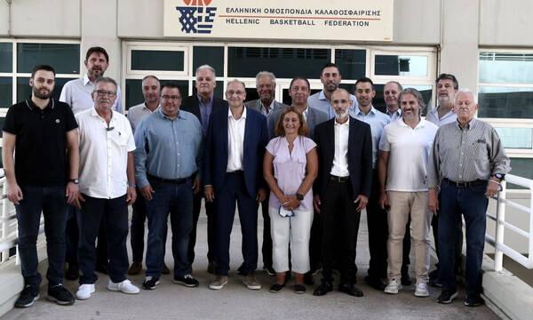 ΕΟΚ: Συγκροτήθηκε σε σώμα το νέο Διοικητικό Συμβούλιο