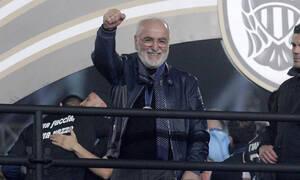 Ξεκάθαρος ο Σαββίδης για ΠΑΟΚ και Open: «Δεν πωλείται η ψυχή» - Το σχόλιο για την υγεία του