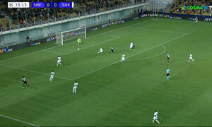 Champions League: Πρώτο ματς σε ομίλους και γκολάρα η... ελληνική Σέριφ κόντρα στη Σαχτάρ (video)