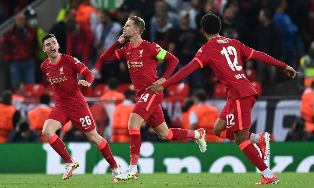Champions League: Θριαμβεύτρια με θρίλερ η Λίβερπουλ, γκέλα η Παρί - Όλα τα γκολ
