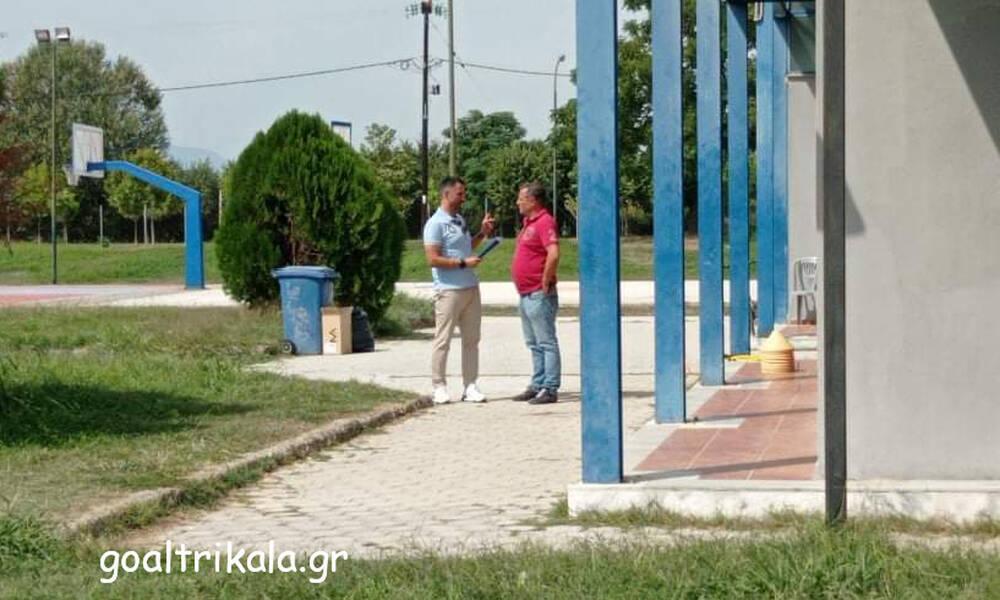 Τρίκαλα: Αναλαμβάνει ο Καβακάς