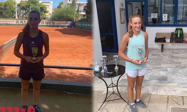 Μυρτώ Πρωιμάκη: Δεύτερη θέση σε Πανευρωπαϊκό τουρνουά και Παγκρήτιο Κ16