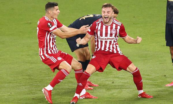 Πανευτυχής για το γκολ ο Ρέαμπτιουκ: «Σημαντικό γκολ σε γεμάτο γήπεδο» (videos)