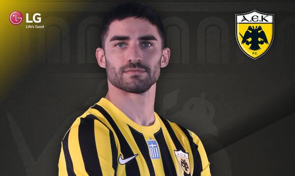 AEK: Ανακοίνωσε Μοχαμάντι η Ένωση (photos)