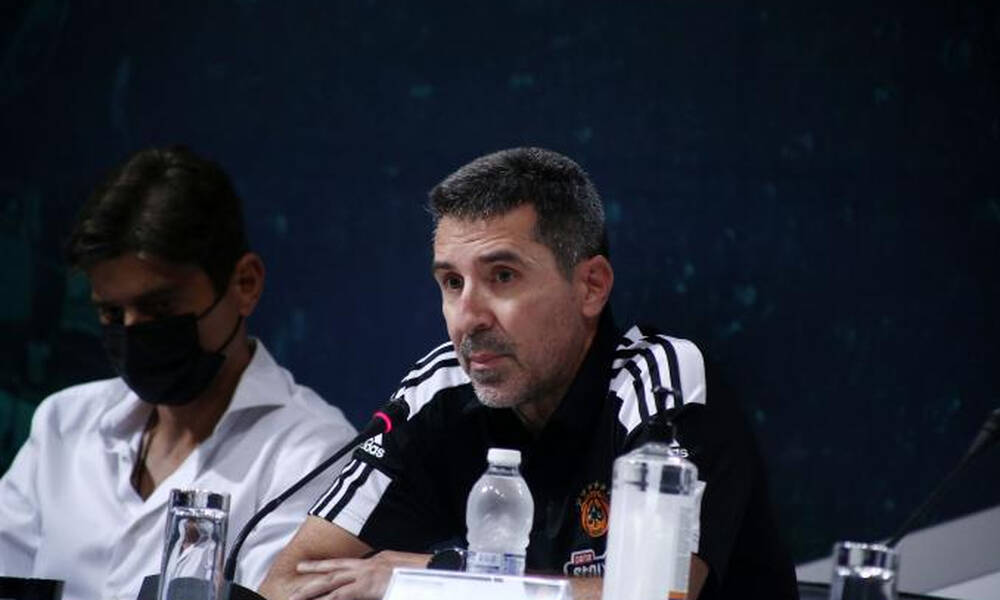 Πρίφτης: «Τιμούμε μία μεγάλη προσωπικότητα του ελληνικού αθλητισμού»