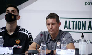 Λάκοβιτς: «Τυχερός που ήμουν σε αυτήν την ομάδας κι ένιωσα την αγάπη του Παύλου Γιαννακόπουλου»