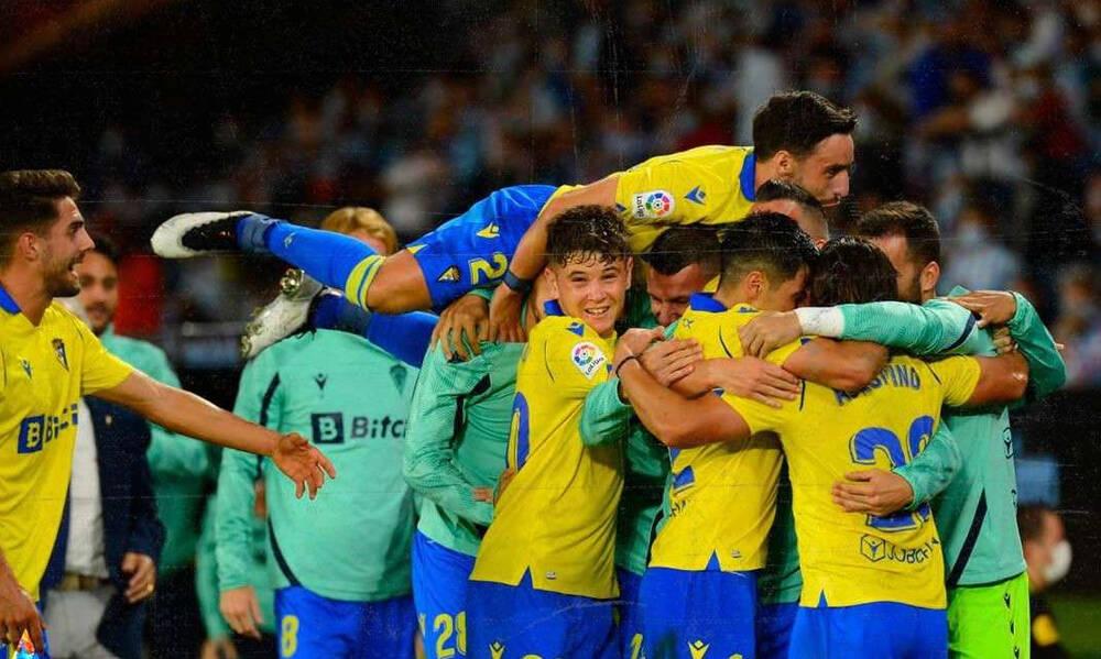La Liga: «Σεφτέ» στις νίκες για την Κάντιθ μέσα στο Βίγκο! (Photos)