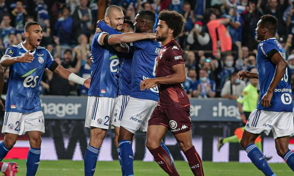 Ligue 1: Άνετα η Στρασμπούρ! (Photos)