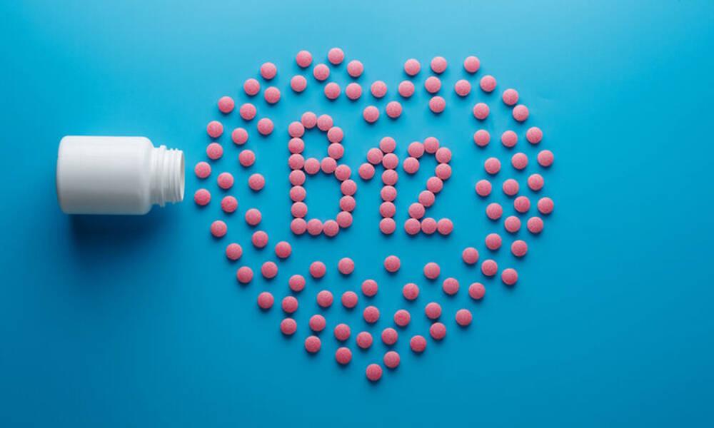 Έλλειψη βιταμίνης Β12: Τα κύρια συμπτώματα σε εικόνες