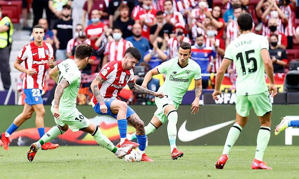La Liga: Νέο εντός έδρας «στραβοπάτημα» για Ατλέτικο! (Photos)