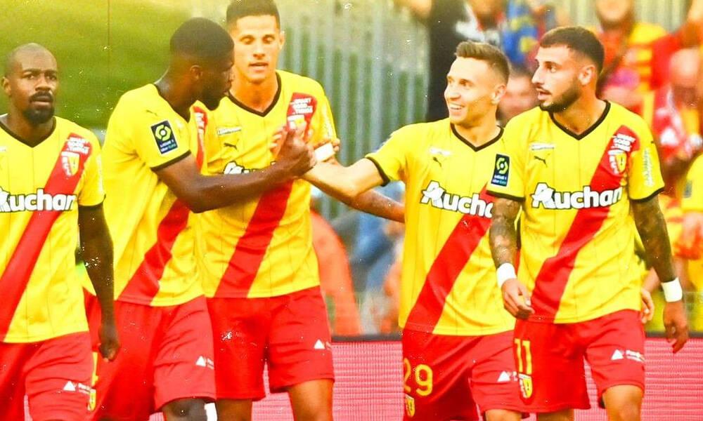 Ligue 1: Πήρε το επεισοδιακό ντέρμπι η Λανς!