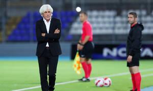 Γιοβάνοβιτς: «Υπήρξε προσπάθεια, όχι το αποτέλεσμα που περιμέναμε»