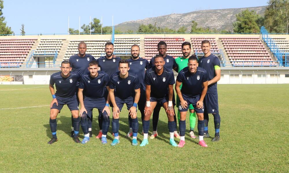 Κηφισιά: Φιλική νίκη κόντρα στην ΑΕΚ Β' - Τραυματισμός για Γκίνη