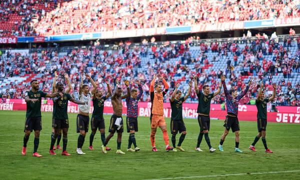 Bundesliga: Επτάρα για Μπάγερν, στραβοπάτημα για Λειψία (videos)
