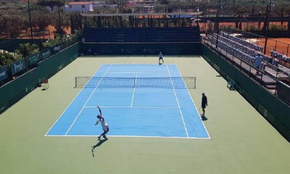 Davis Cup: Ήττα-αποκλεισμός για Ελλάδα