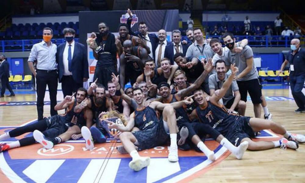 Super Cup: Το αφιέρωμα του ΕΣΑΚΕ