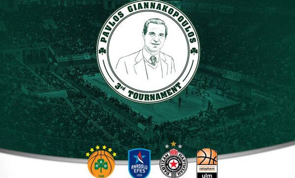 Live Chat η δεύτερη ημέρα του 3ου τουρνουά «Παύλος Γιαννακόπουλος»