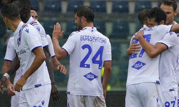 Serie A: Περίπατος της Σαμπντόρια!