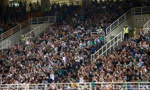 Τουρνουά «Παύλος Γιαννακόπουλος»: Τρέλα Νέντοβιτς και των άλλων παικτών με τον κόσμο στο ΟΑΚΑ (pics)
