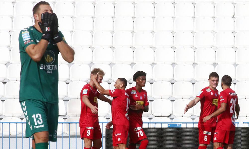 Απόλλων Σμύρνης-Βόλος 1-3: Τα highlights από τη νέα νίκη της ομάδας του Αμπασκάλ (video+photos)