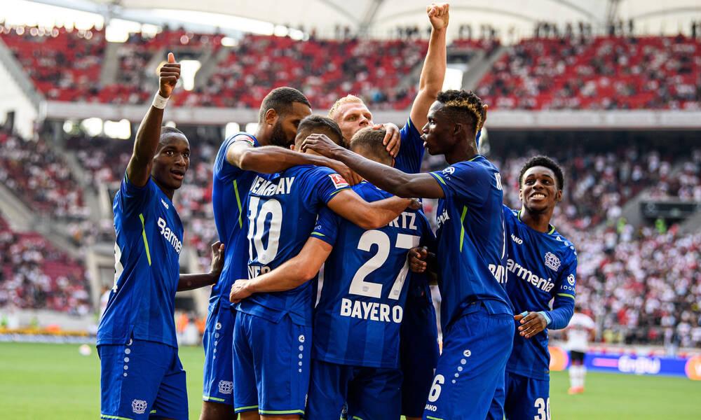 Bundesliga: Η Λεβερκούζεν πέρασε άνετα από την Στουτγκάρδη (video)