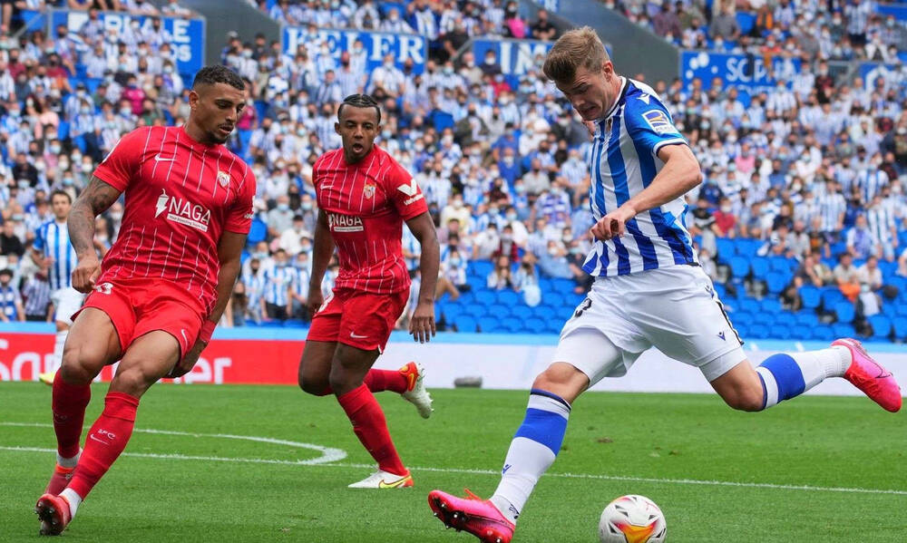 La Liga: Ο Ογιαρθάμπαλ… κλώτσησε την ευκαιρία! (Photos)