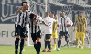 ΟΦΗ-ΑΕΚ: Η επική επιστροφή των Κρητικών - Έτσι το 0-3 έγινε 3-3 (videos)