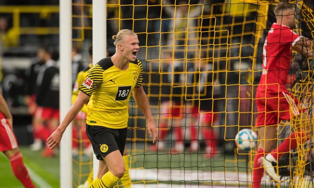 Bundesliga: Τεσσάρα η Ντόρτμουντ με διαστημικό Χάαλαντ (video)