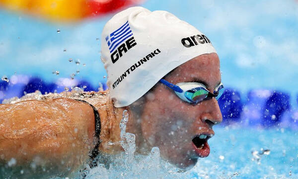 International Swimming League: Νέο πανελλήνιο ρεκόρ η Ντουντουνάκη στα 200μ. πεταλούδα