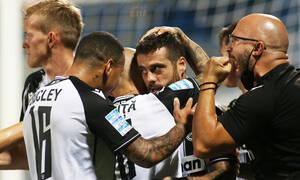 Αστέρας Τρίπολης-ΠΑΟΚ 0-1: Είχε Άγιο και Πασχαλάκη κι έκανε σεφτέ! (video+photos)