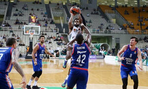 Toυρνουά «Παύλος Γιαννακόπουλος»: Tα highlights της νίκης του Παναθηναϊκού ΟΠΑΠ κόντρα στην Εφές
