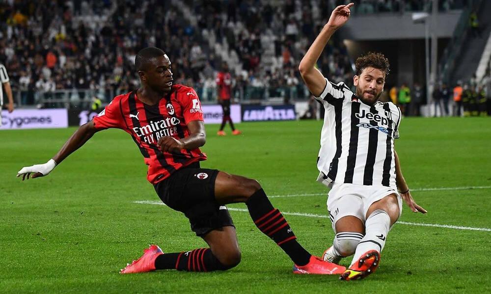Serie A: Η Μίλαν με προβλήματα, αλλά η Γιουβέντους δε νικά με τίποτα! (Video+Photos)