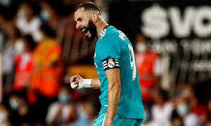 La Liga: Απίστευτη ανατροπή και κορυφή για τη Ρεάλ Μαδρίτης στο «Μεστάγια»! (Photos)