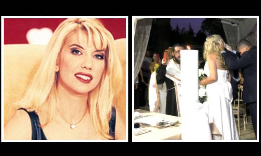 Θυμάστε τη Γιούλη Ηλιοπούλου; Παντρεύτηκε για δεύτερη φορά - Καλεσμένη και η Έφη Θώδη