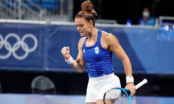 Μαρία Σάκκαρη: Ανέβηκε στην 12η θέση της WTA