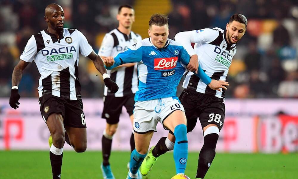 Κόντρα αήττητων απόψε στη Serie A