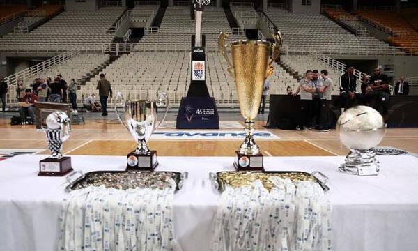Κύπελλο Ανδρών: Την Τετάρτη το Ηρακλής - Ολυμπιακός