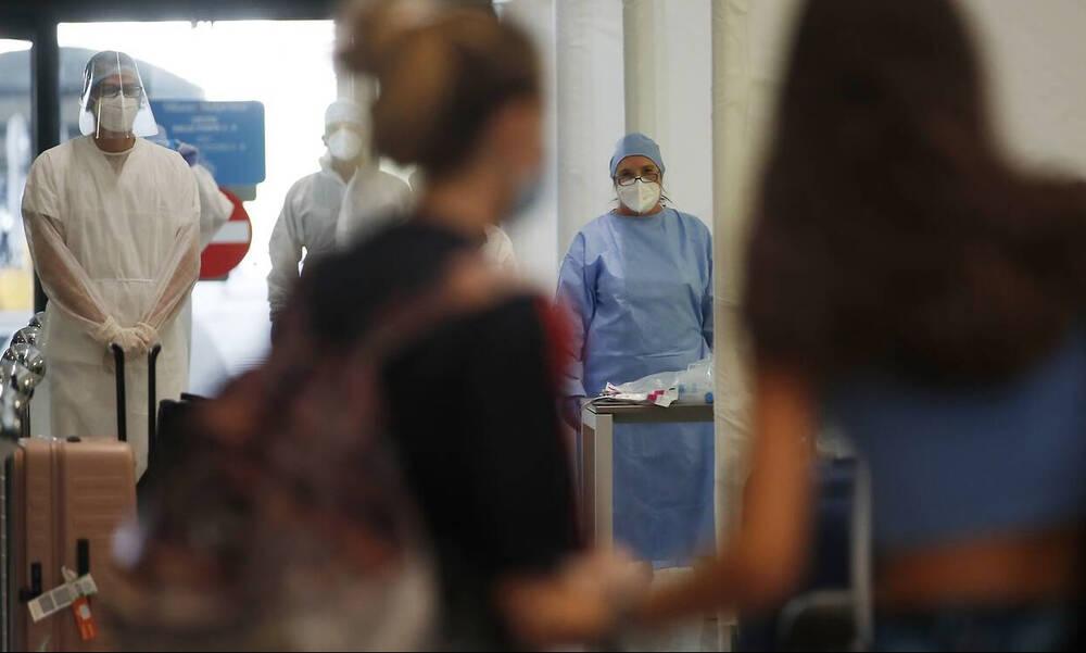Κρούσματα σήμερα: 2.126 νέα ανακοίνωσε ο ΕΟΔΥ - 39 θάνατοι σε 24 ώρες, στους 342 οι διασωληνωμένοι