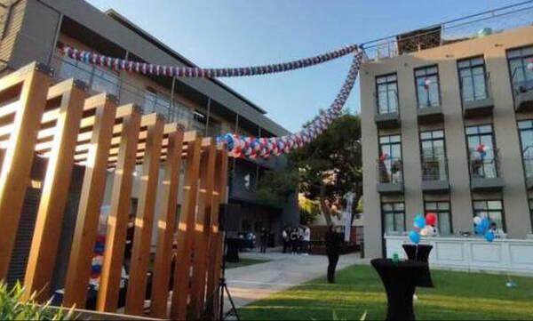 Mediterranean College - Τελετή Εγκαινίων Glyfada Campus