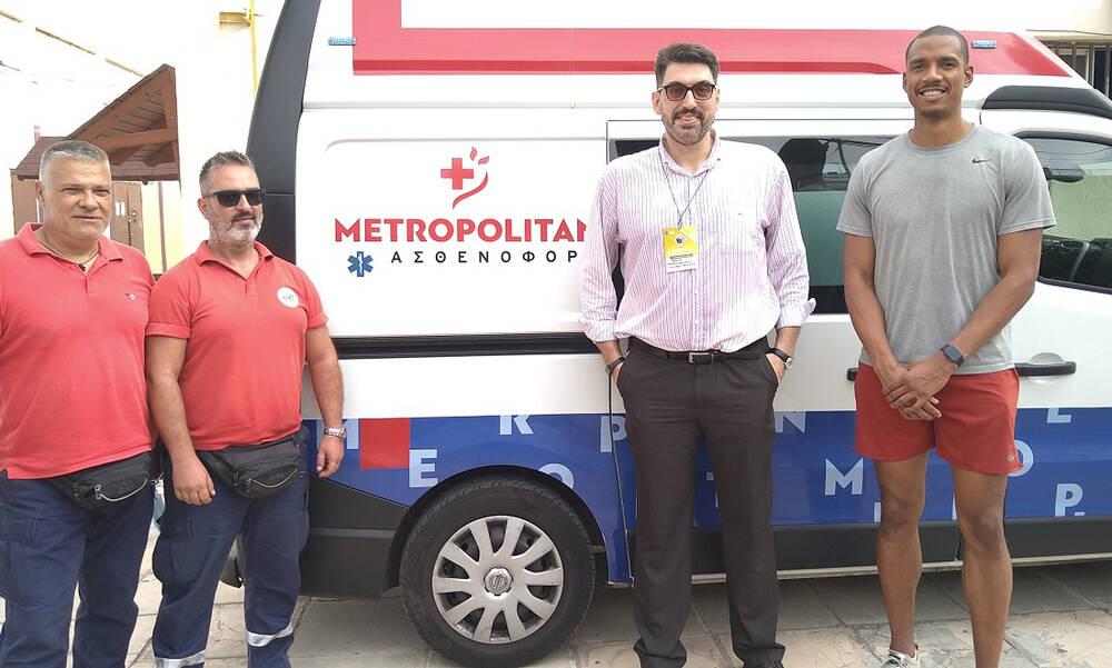 Ιωνικός Νίκαιας: Ανακοινώθηκε ο επίσημος Ιατρικός Υποστηρικτής