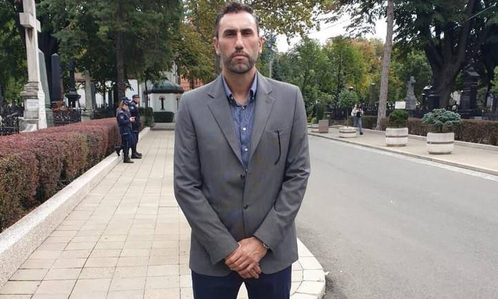 ΕΟΚ: Ο Ντικούδης εκπροσώπησε την ΕΟΚ στο «αντίο» του Ίβκοβιτς