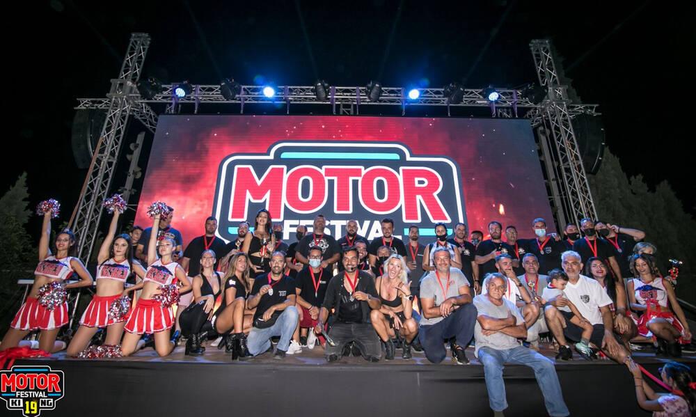 Το 19ο Motor Festival «One Is a King», που είχε ανοίξει τις πύλες του την Παρασκευή 17 Σεπτεμβρίου