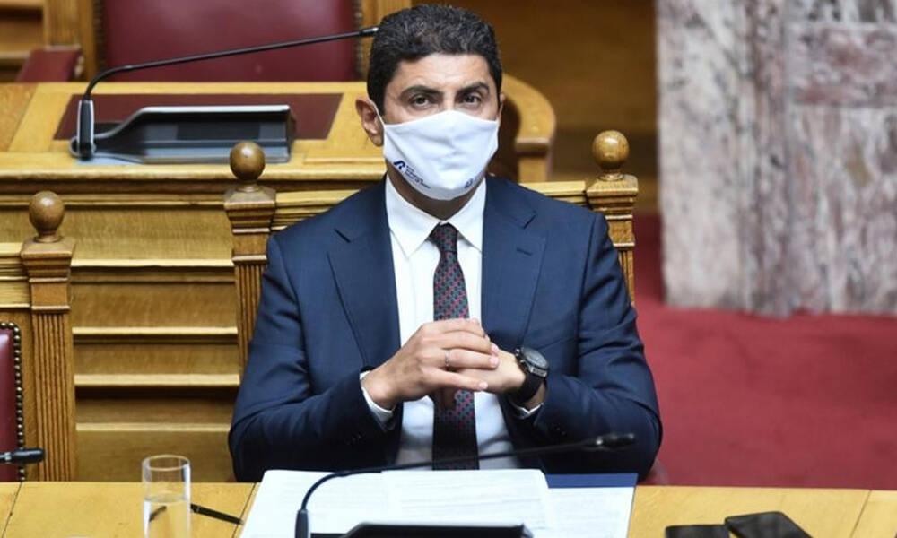 Αυγενάκης: Ψηφίζεται η τροπολογία για την αφαίρεση βαθμών από τις ΚΑΕ