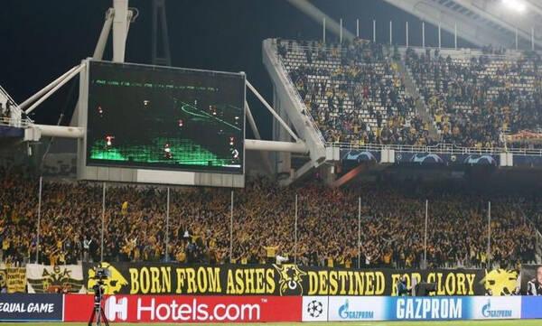 AEK: Στα... κάγκελα και οι οργανωμένοι - Σκληρή ανακοίνωση για τη διαιτησία